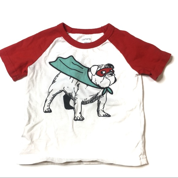 Carter's Other - Carters dog short sleeve tee